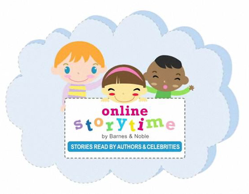 Barnes and Noble Online Storytime